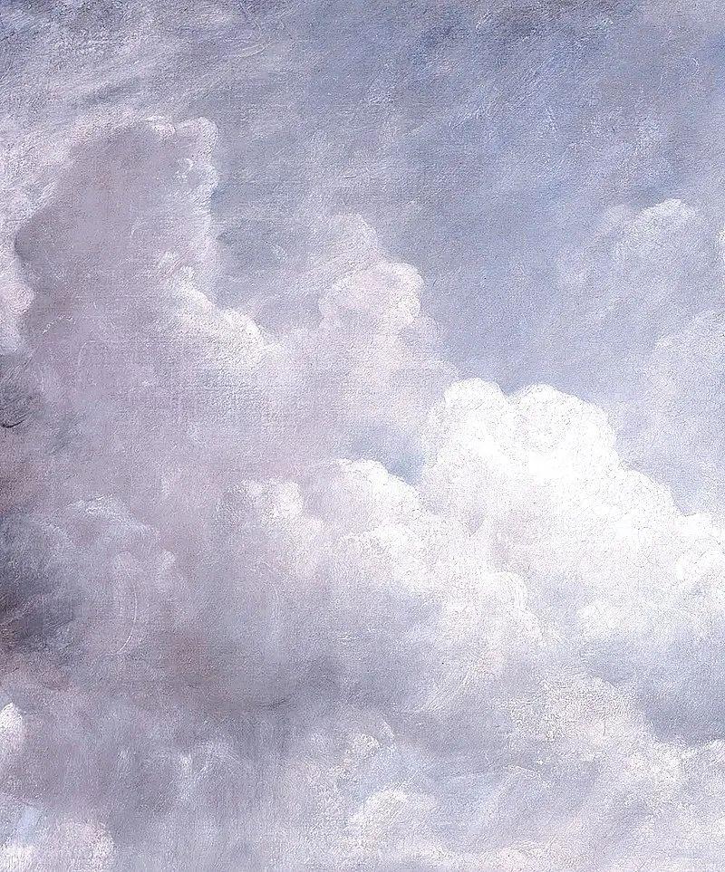 瞬息万变的云彩,来自19世纪英国最伟大的风景画家插图29
