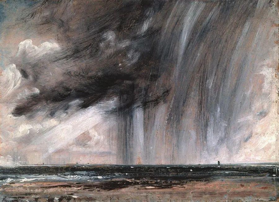 瞬息万变的云彩,来自19世纪英国最伟大的风景画家插图30