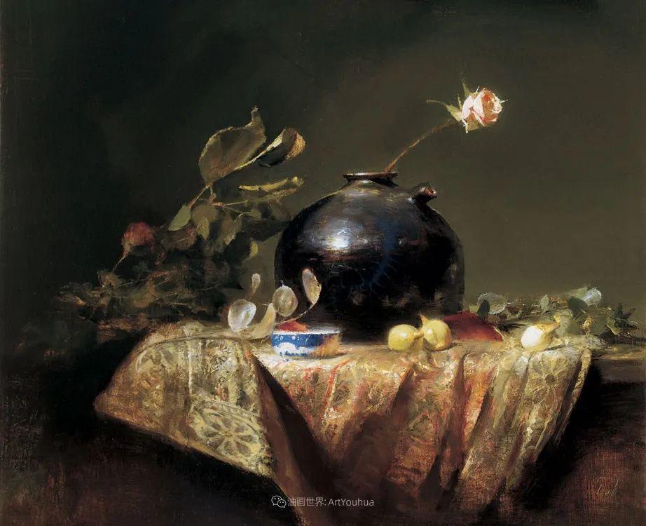 他的古典写实让人神往,美国画家戴维·莱菲尔插图13