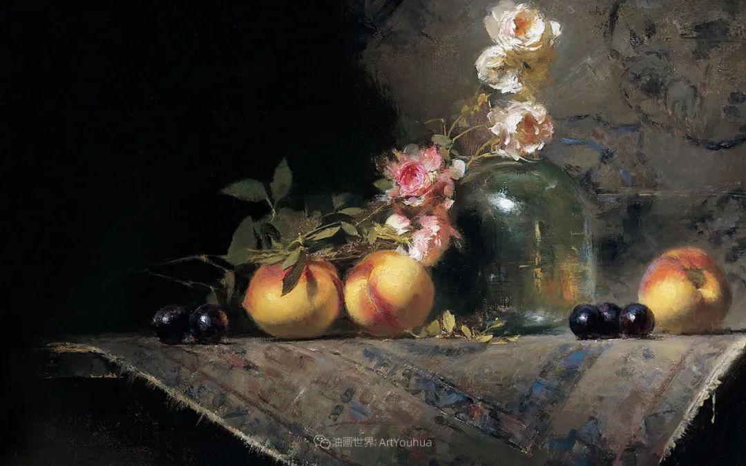 他的古典写实让人神往,美国画家戴维·莱菲尔插图15