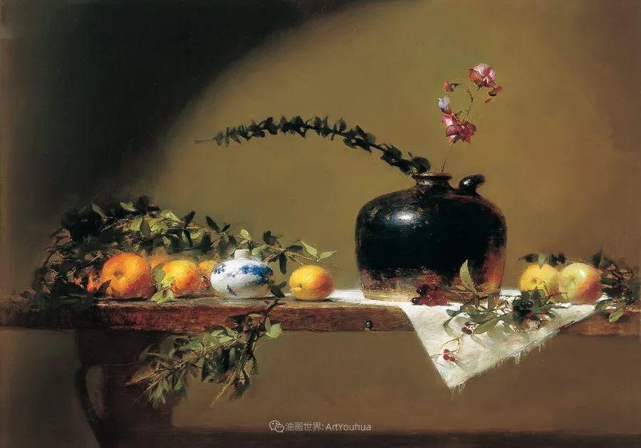 他的古典写实让人神往,美国画家戴维·莱菲尔插图21