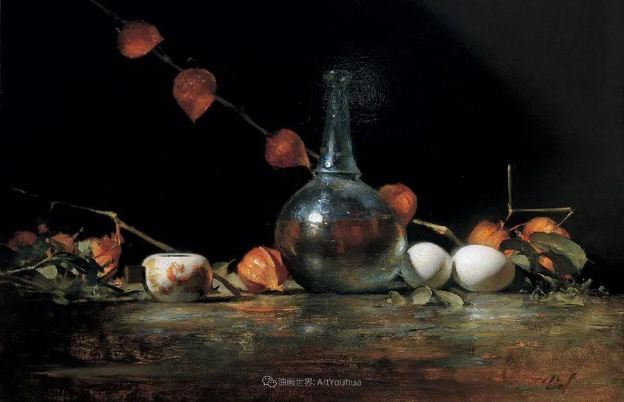 他的古典写实让人神往,美国画家戴维·莱菲尔插图23