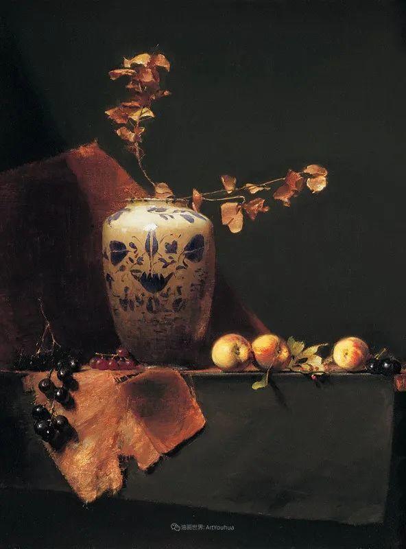 他的古典写实让人神往,美国画家戴维·莱菲尔插图27