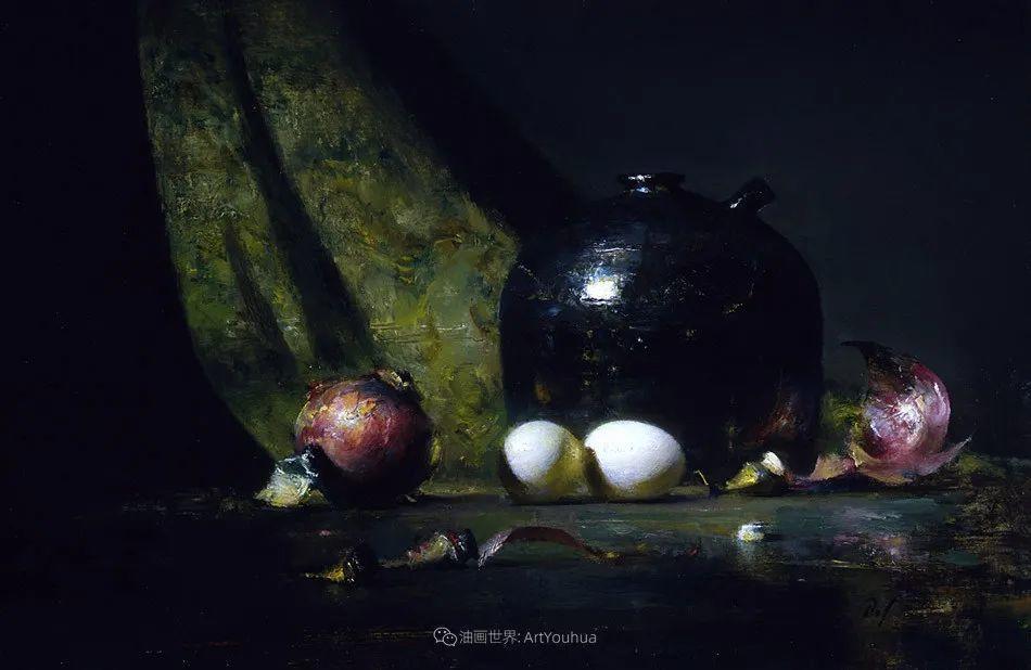 他的古典写实让人神往,美国画家戴维·莱菲尔插图29