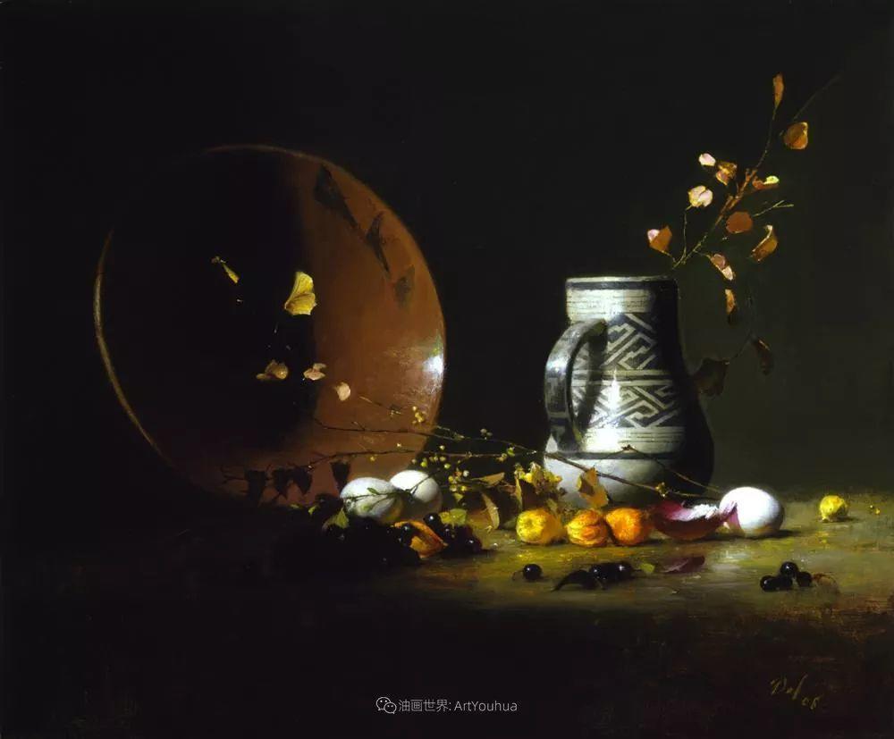 他的古典写实让人神往,美国画家戴维·莱菲尔插图37
