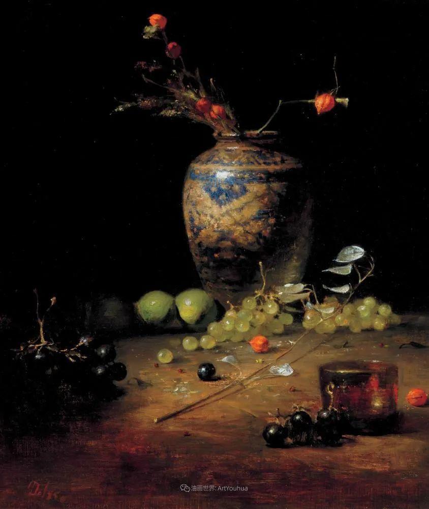 他的古典写实让人神往,美国画家戴维·莱菲尔插图39