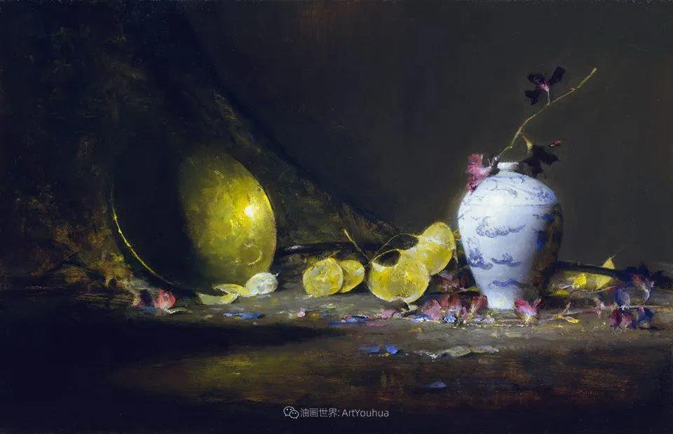 他的古典写实让人神往,美国画家戴维·莱菲尔插图43