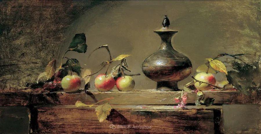 他的古典写实让人神往,美国画家戴维·莱菲尔插图45