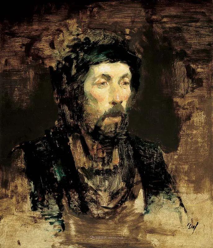 他的古典写实让人神往,美国画家戴维·莱菲尔插图61