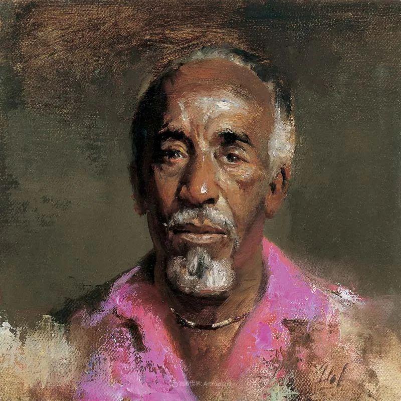 他的古典写实让人神往,美国画家戴维·莱菲尔插图65