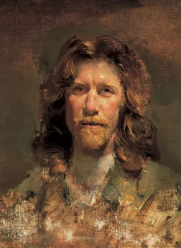 他的古典写实让人神往,美国画家戴维·莱菲尔插图69