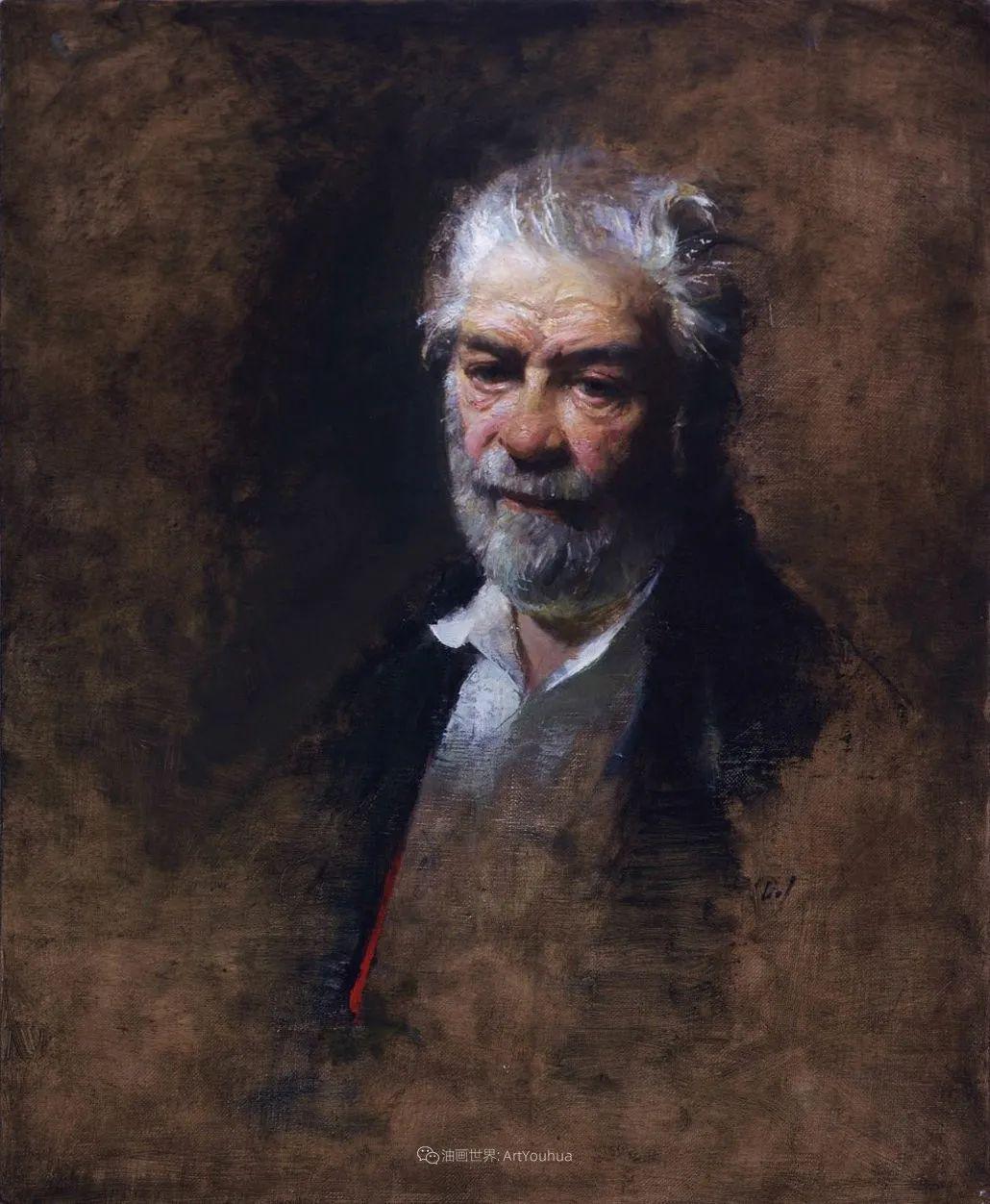 他的古典写实让人神往,美国画家戴维·莱菲尔插图79