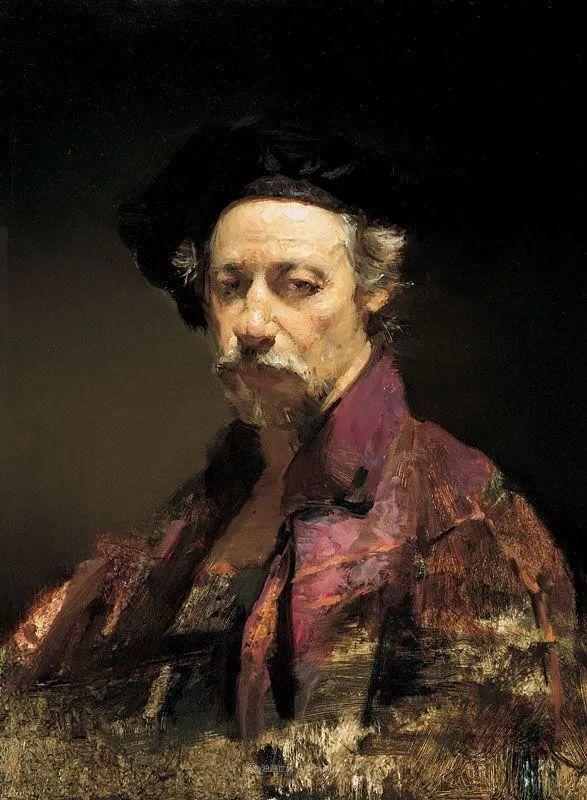 他的古典写实让人神往,美国画家戴维·莱菲尔插图83