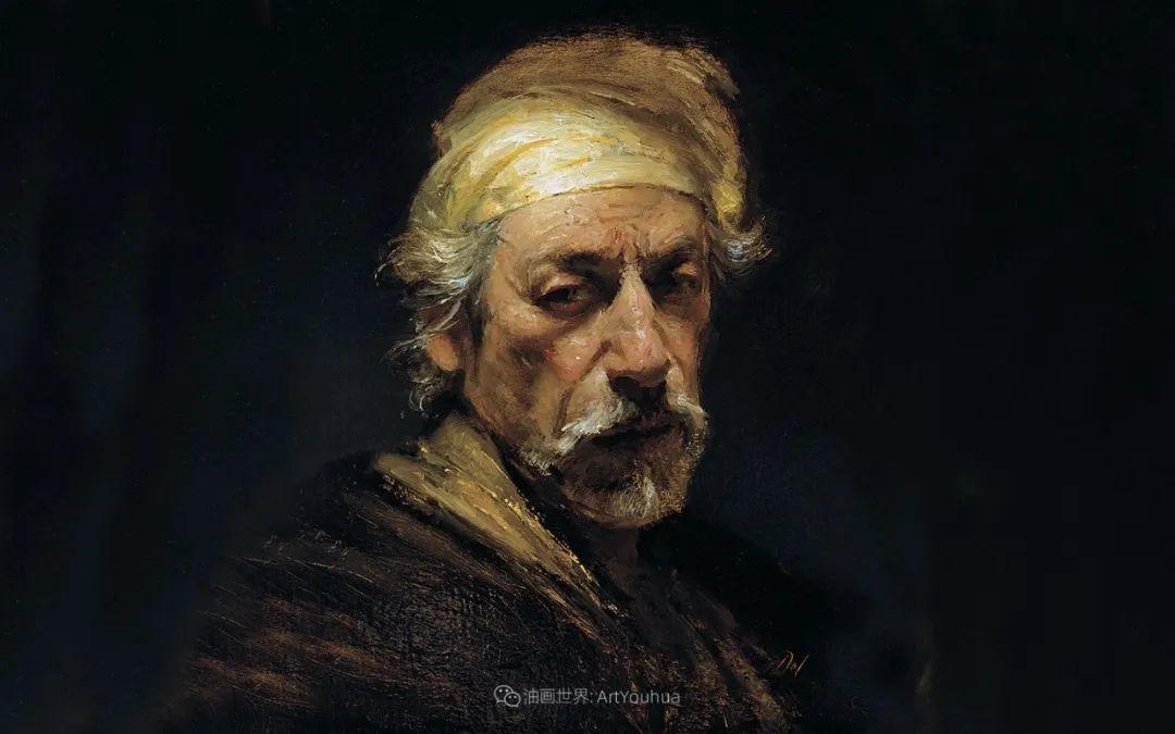 他的古典写实让人神往,美国画家戴维·莱菲尔插图87