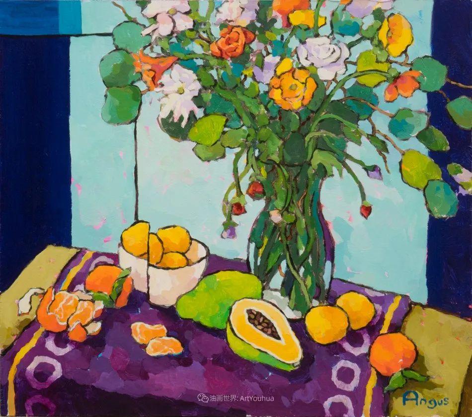 他本无意成为画家,奈何大胆的色彩和独特的构图,太受欢迎!插图29