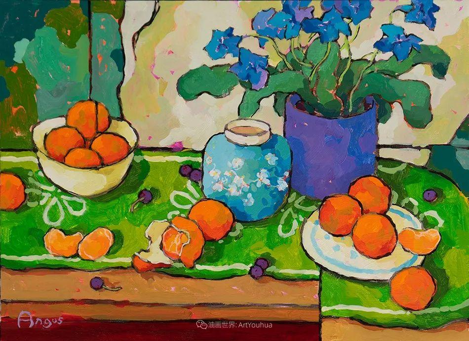 他本无意成为画家,奈何大胆的色彩和独特的构图,太受欢迎!插图73