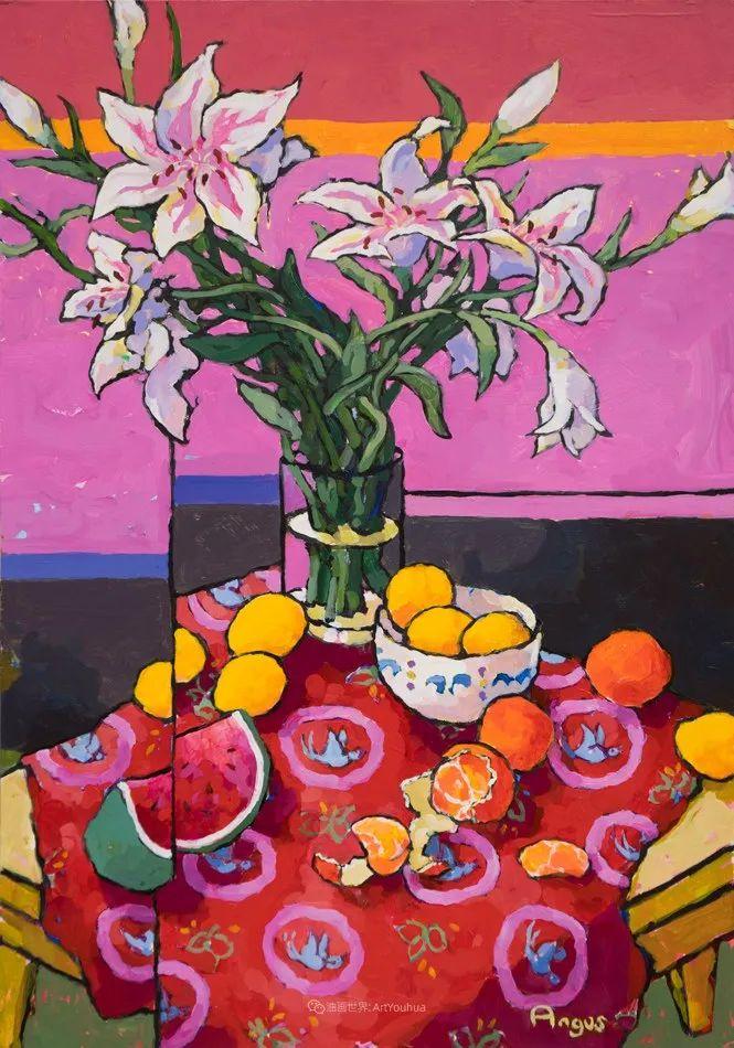 他本无意成为画家,奈何大胆的色彩和独特的构图,太受欢迎!插图75