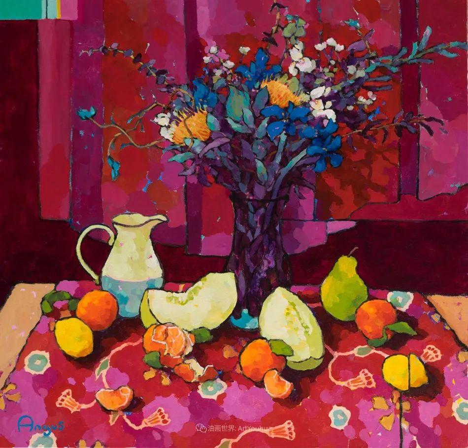 他本无意成为画家,奈何大胆的色彩和独特的构图,太受欢迎!插图87