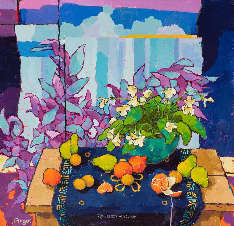 他本无意成为画家,奈何大胆的色彩和独特的构图,太受欢迎!插图97