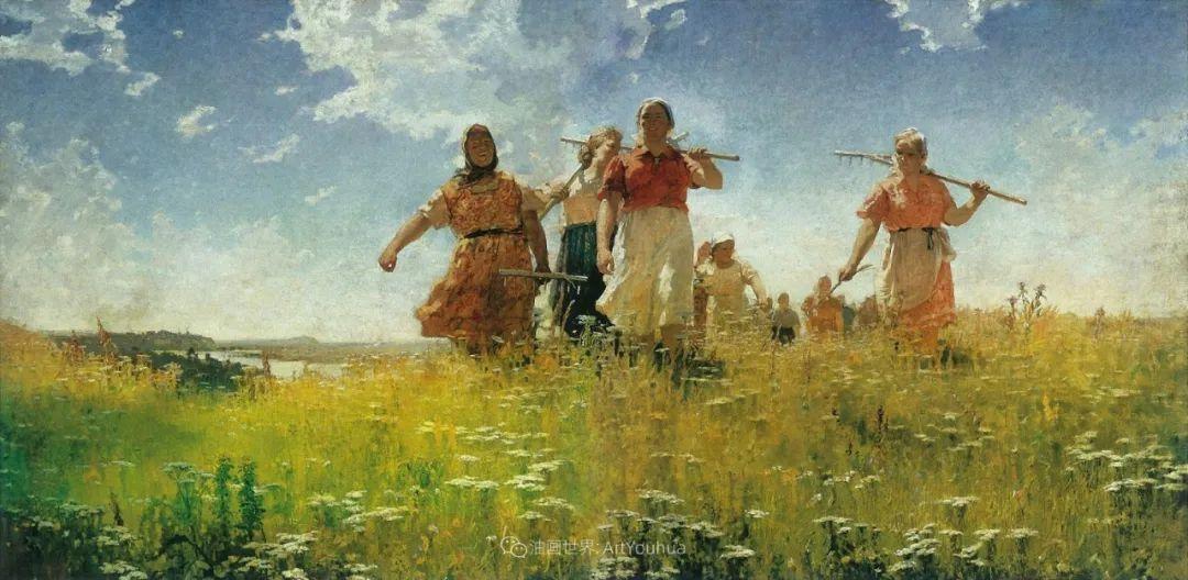 列宾美术学院绘画系主任——安德烈·梅尔尼科夫插图49