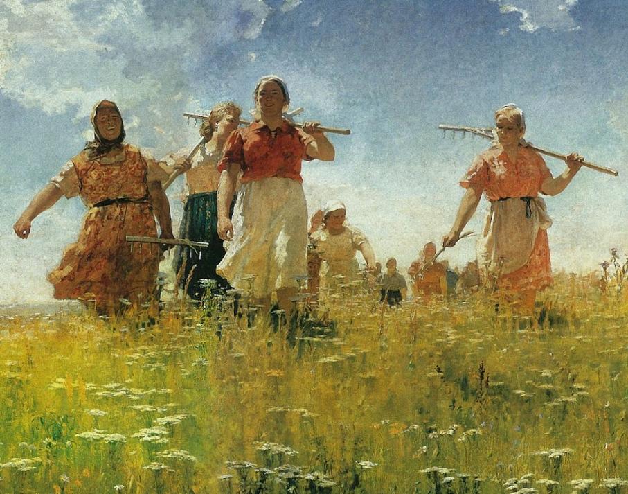 列宾美术学院绘画系主任——安德烈·梅尔尼科夫插图51