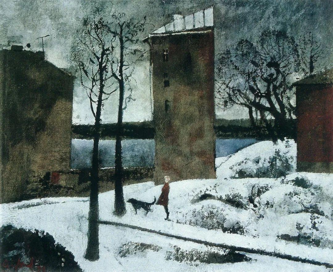 列宾美术学院绘画系主任——安德烈·梅尔尼科夫插图95