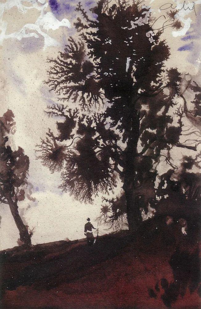 列宾美术学院绘画系主任——安德烈·梅尔尼科夫插图103