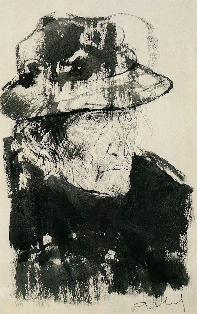 列宾美术学院绘画系主任——安德烈·梅尔尼科夫插图111