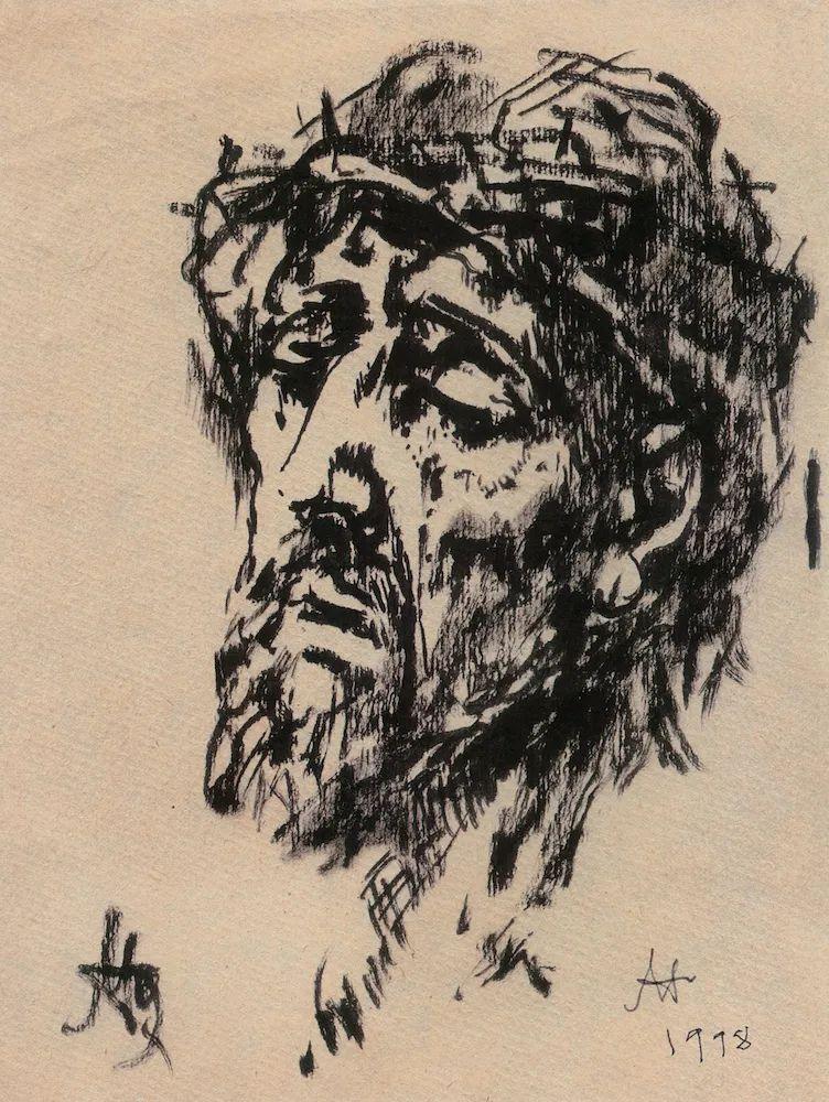 列宾美术学院绘画系主任——安德烈·梅尔尼科夫插图115