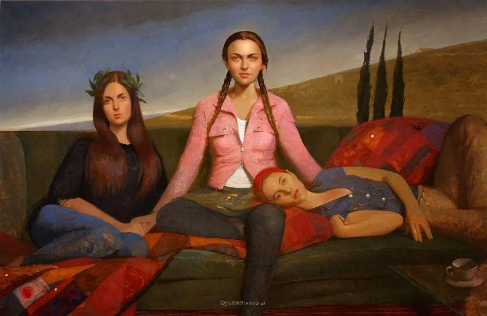 美国当代现实主义画家Bo Bartlett插图11