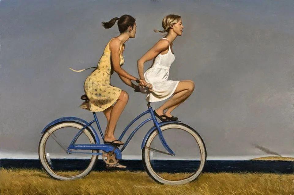 美国当代现实主义画家Bo Bartlett插图13