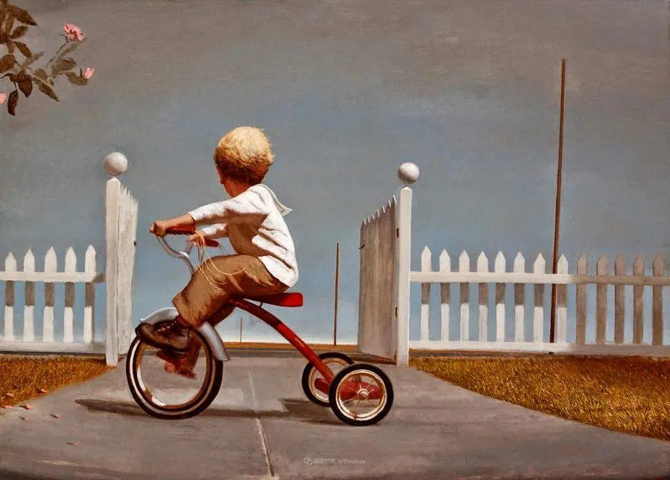 美国当代现实主义画家Bo Bartlett插图17