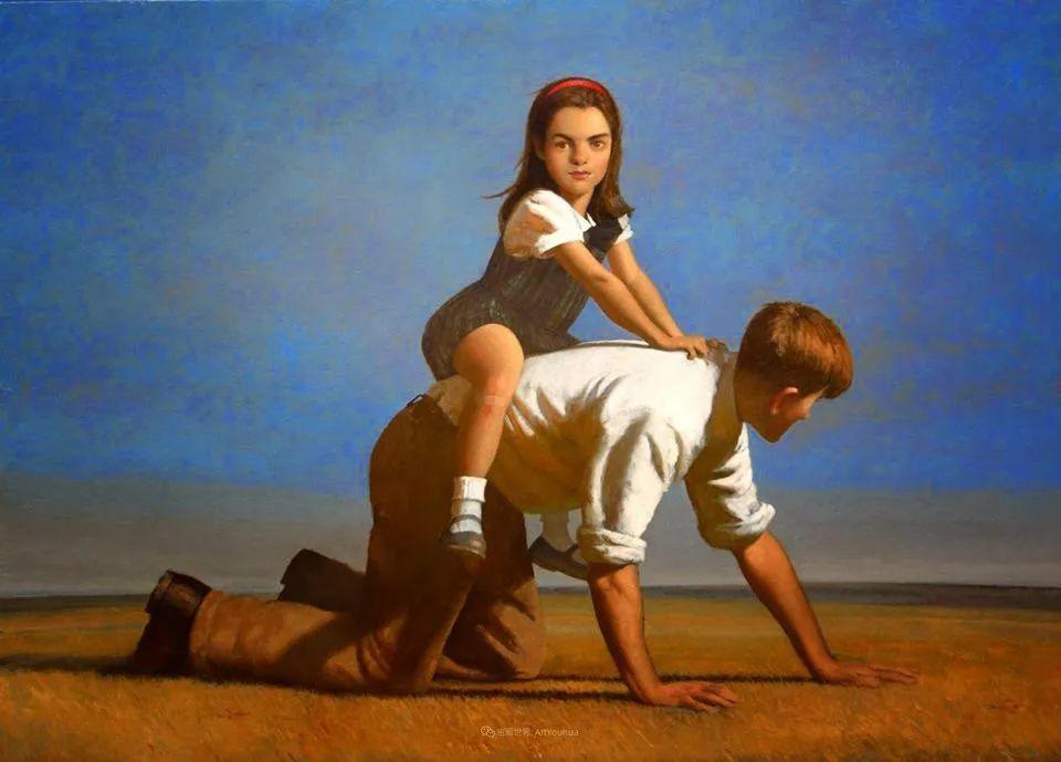 美国当代现实主义画家Bo Bartlett插图23