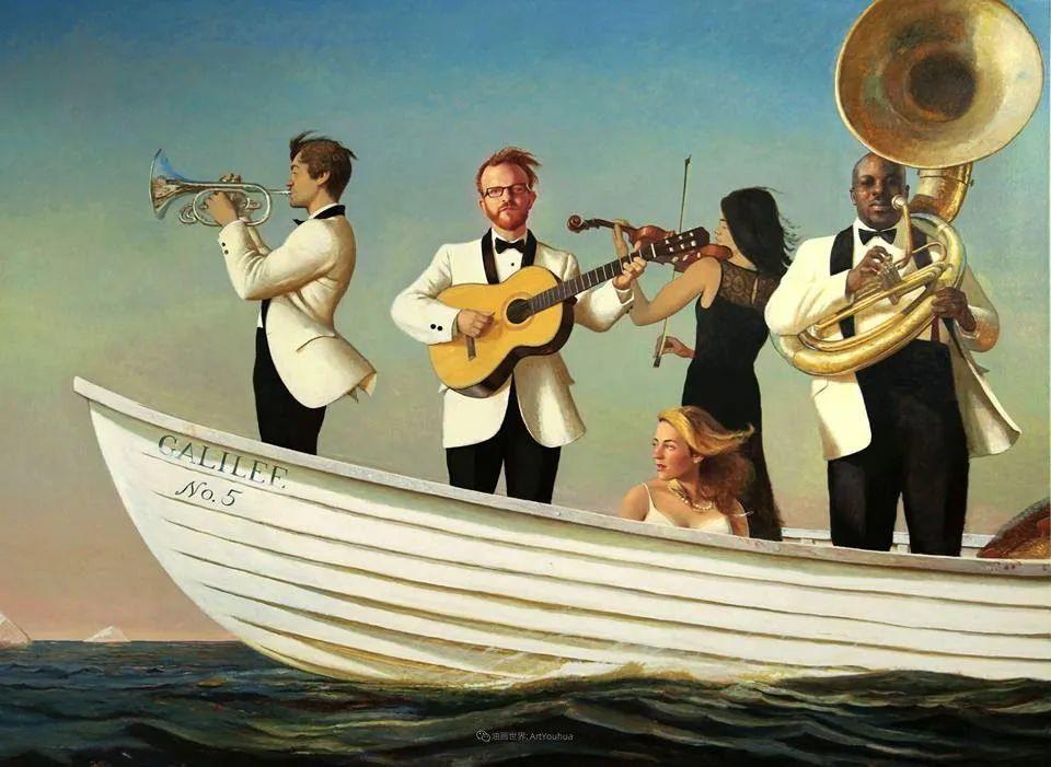 美国当代现实主义画家Bo Bartlett插图27
