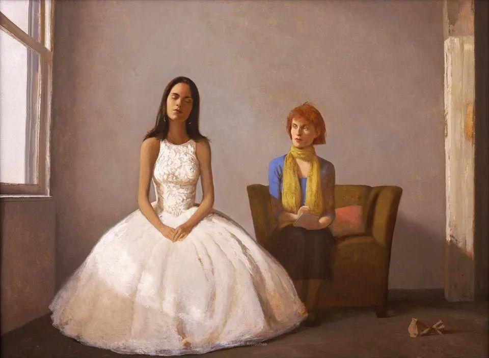 美国当代现实主义画家Bo Bartlett插图29