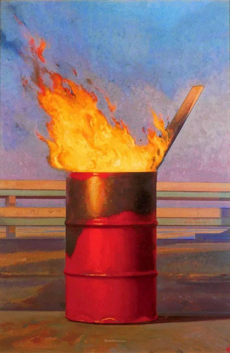 美国当代现实主义画家Bo Bartlett插图41