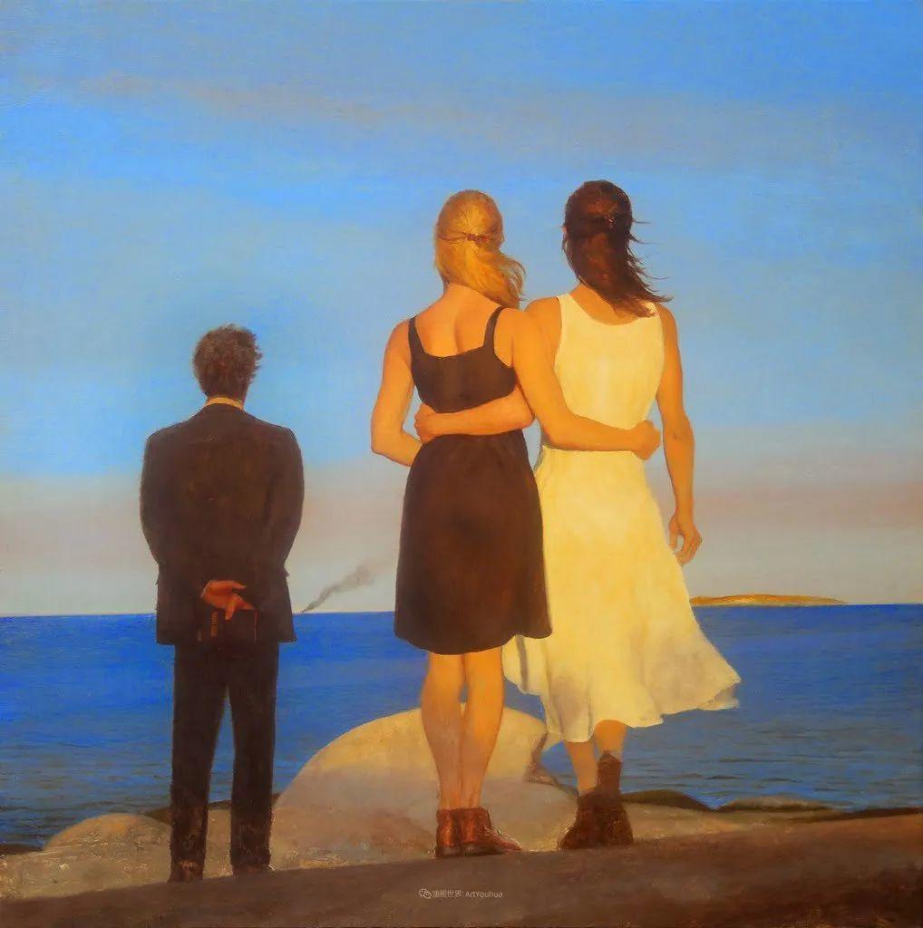 美国当代现实主义画家Bo Bartlett插图47