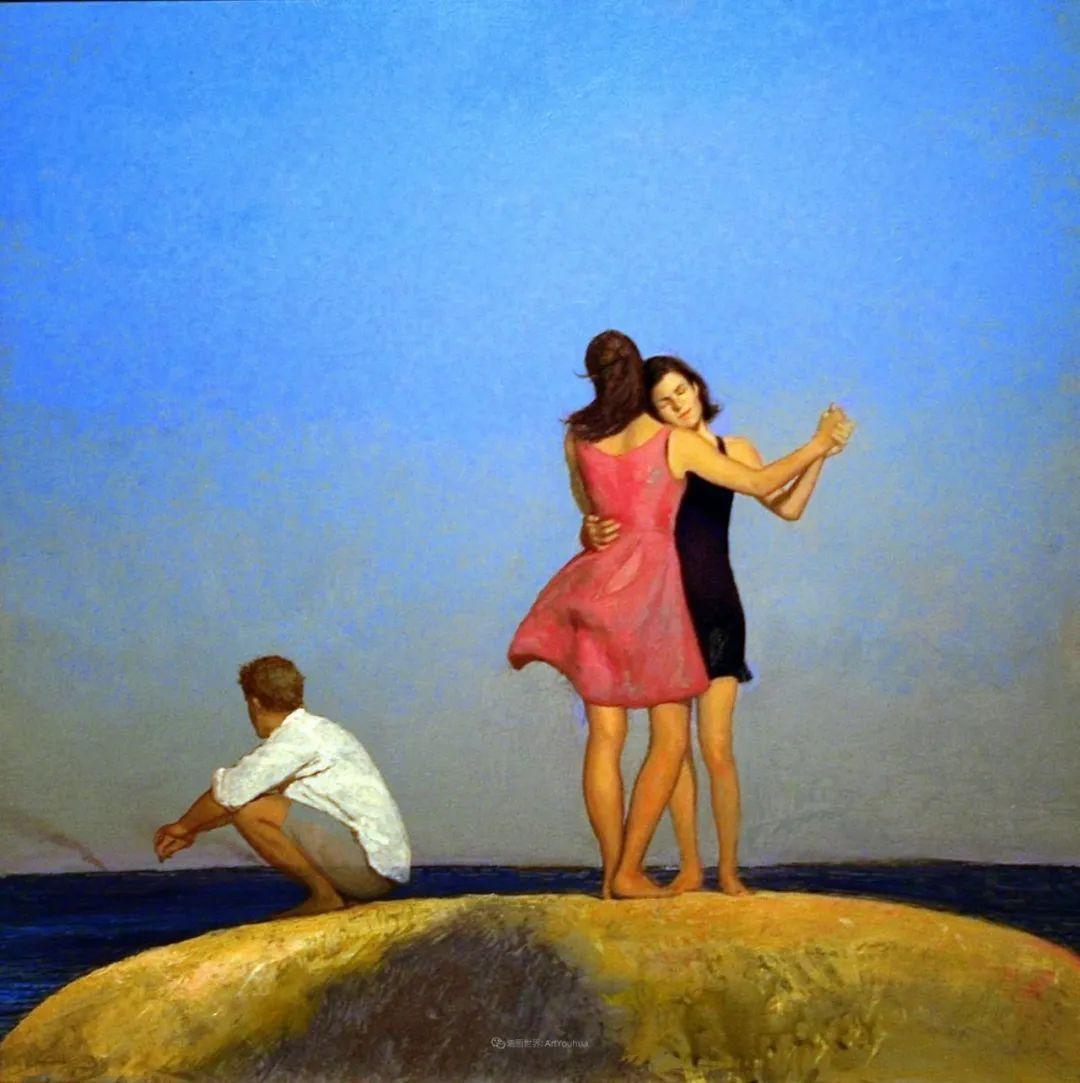 美国当代现实主义画家Bo Bartlett插图49