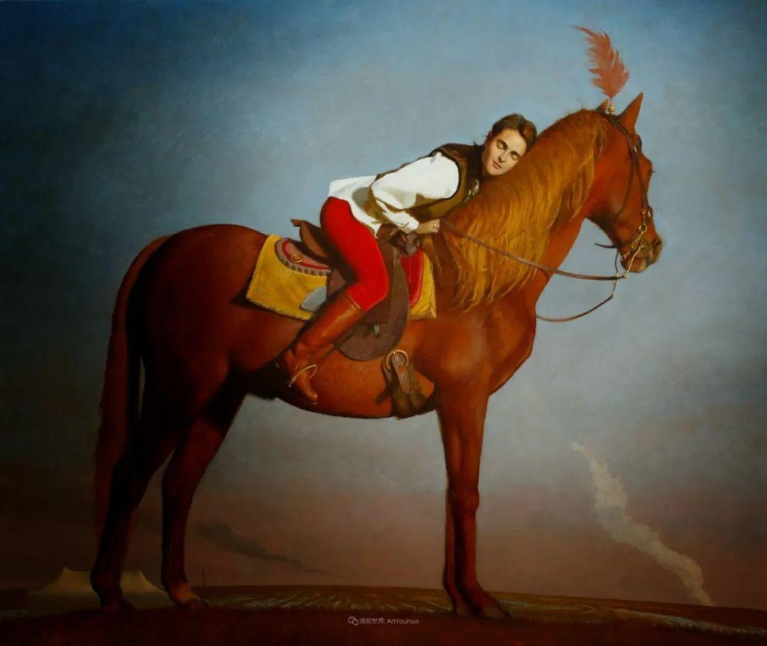 美国当代现实主义画家Bo Bartlett插图57