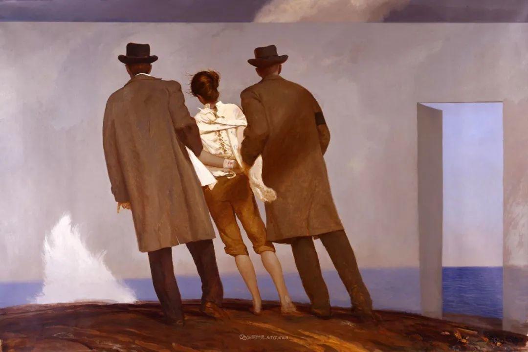 美国当代现实主义画家Bo Bartlett插图69
