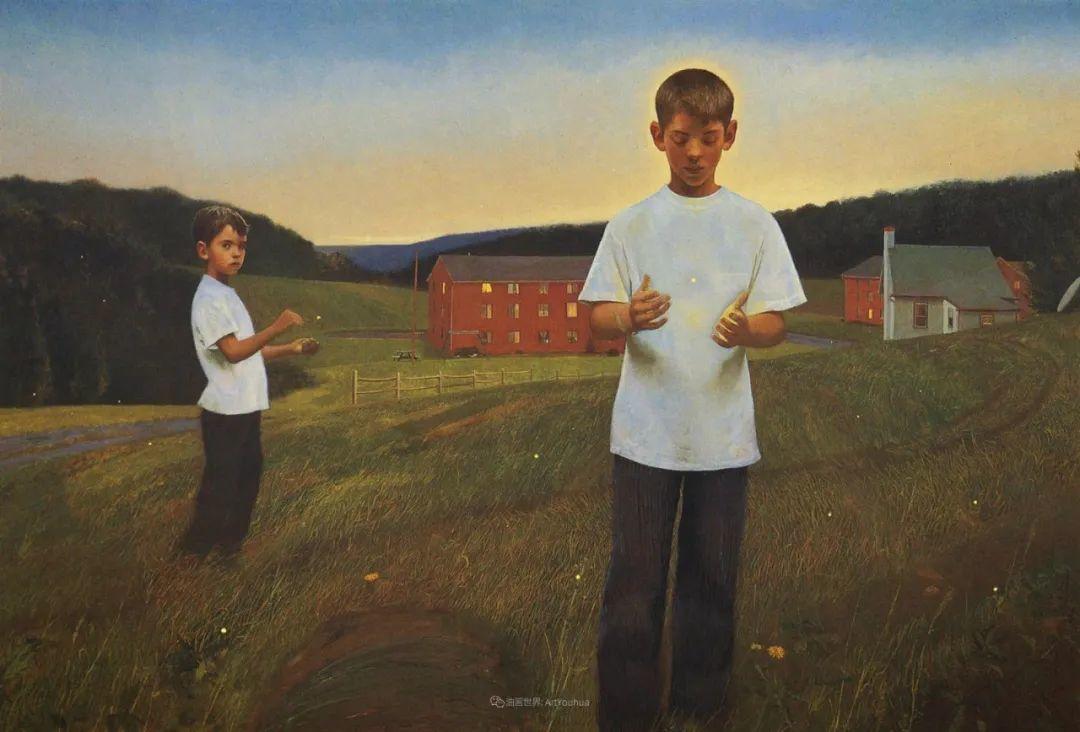 美国当代现实主义画家Bo Bartlett插图71