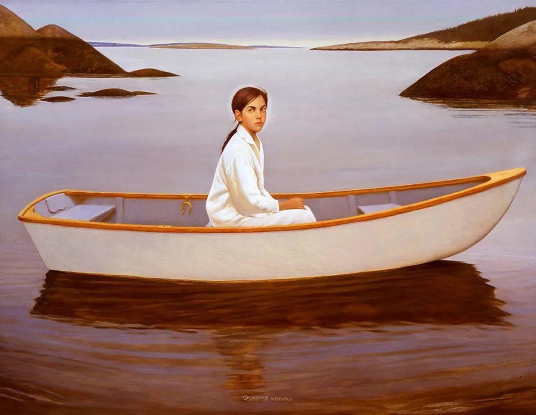 美国当代现实主义画家Bo Bartlett插图85