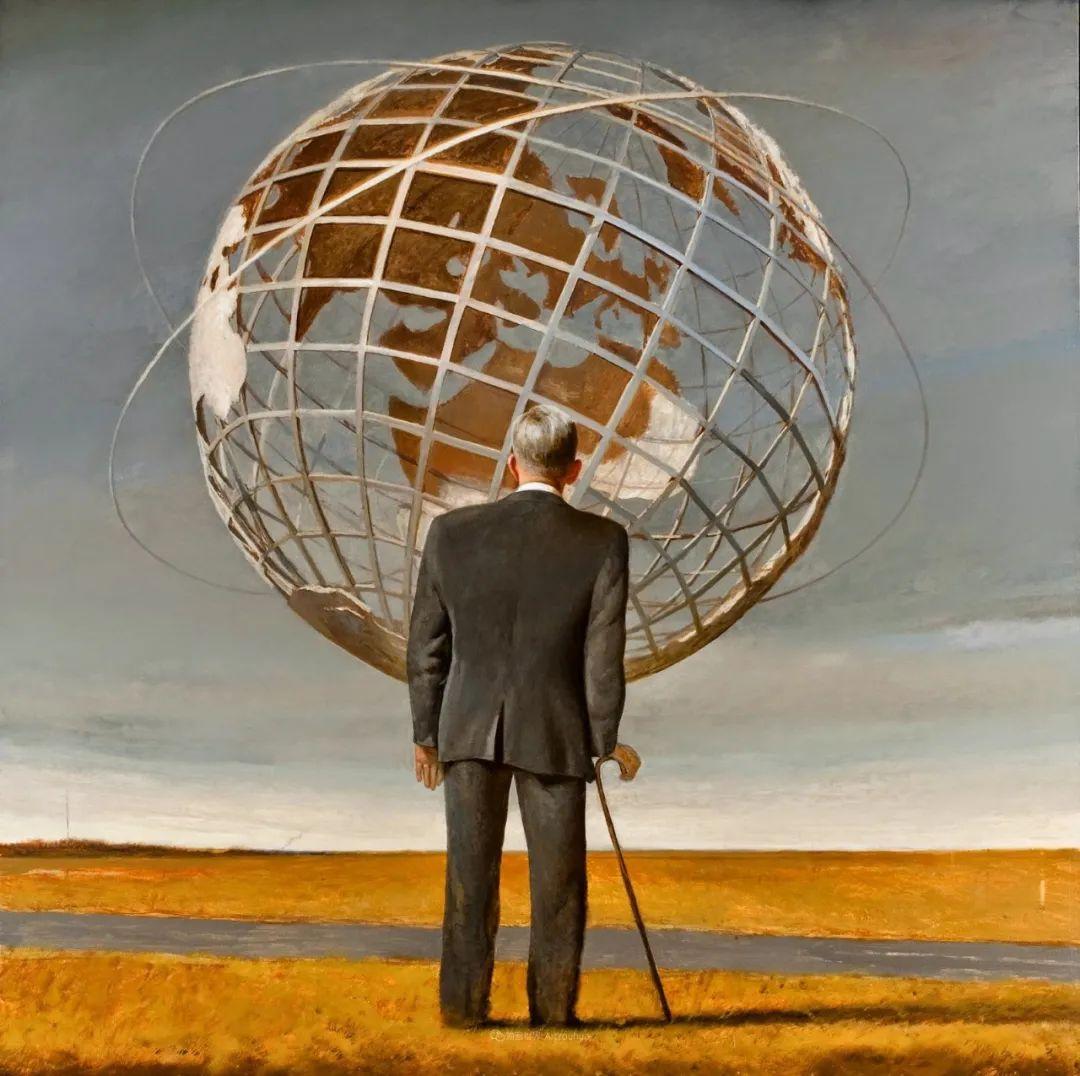 美国当代现实主义画家Bo Bartlett插图93