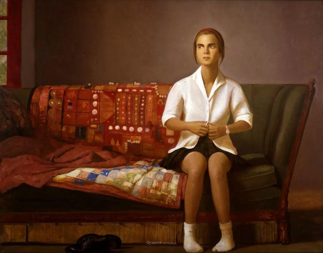 美国当代现实主义画家Bo Bartlett插图95