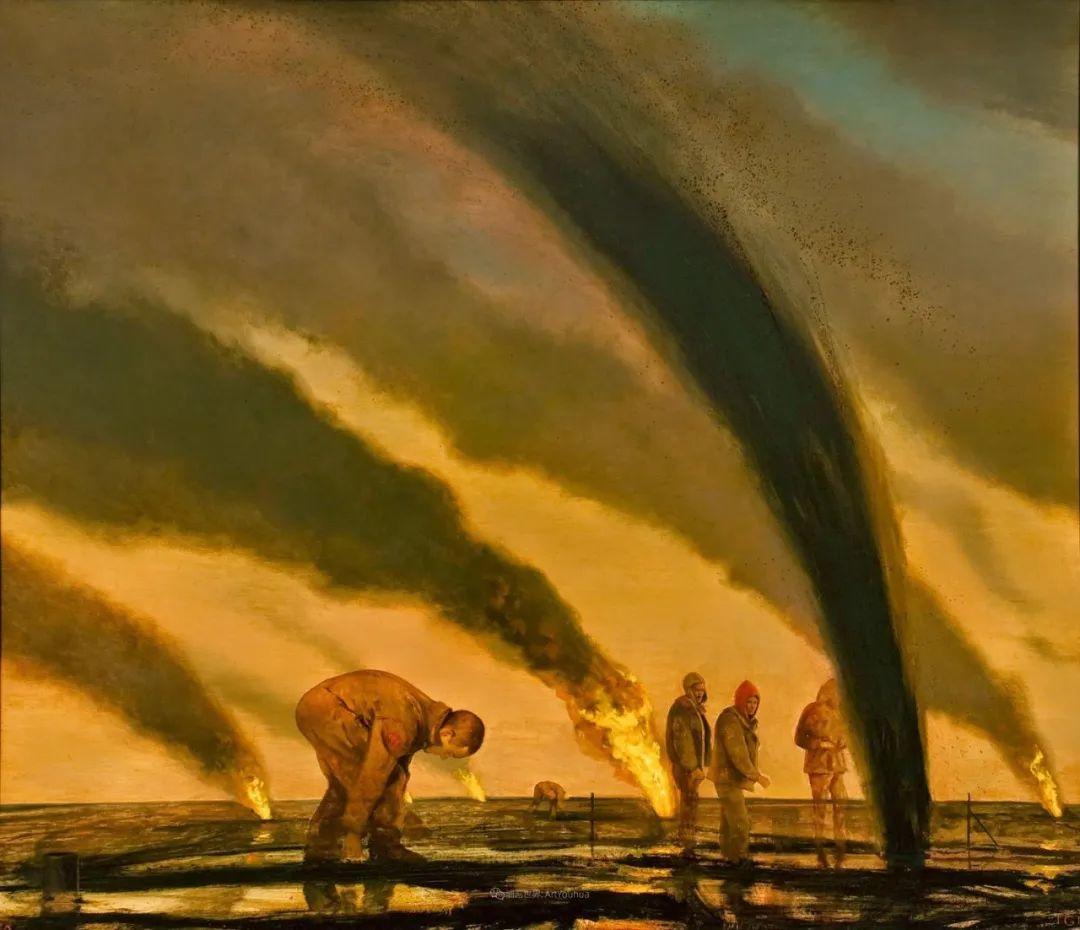 美国当代现实主义画家Bo Bartlett插图101