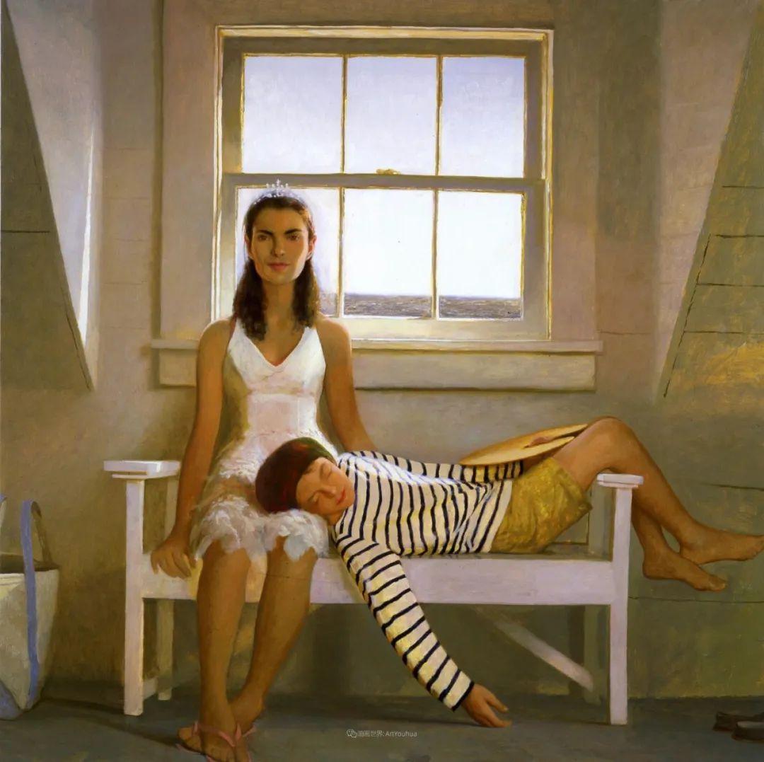 美国当代现实主义画家Bo Bartlett插图103