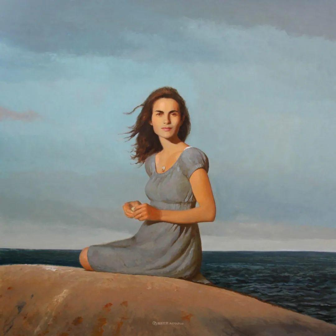 美国当代现实主义画家Bo Bartlett插图105
