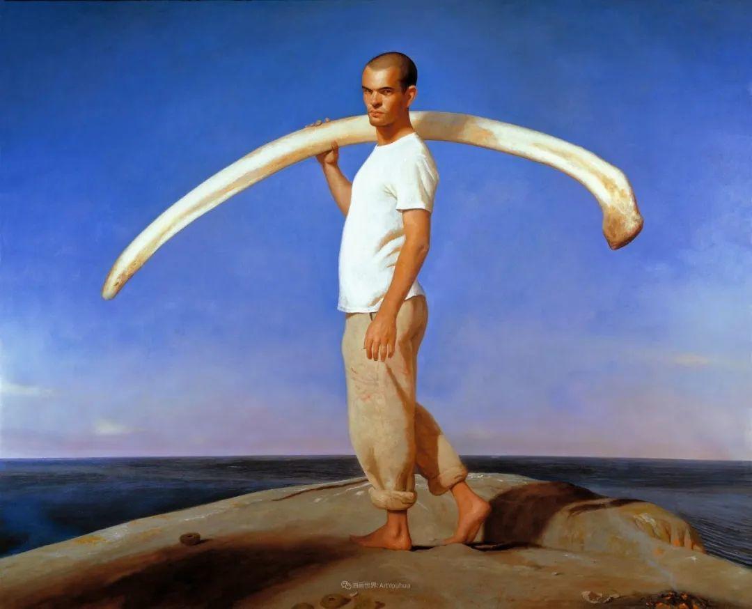 美国当代现实主义画家Bo Bartlett插图109