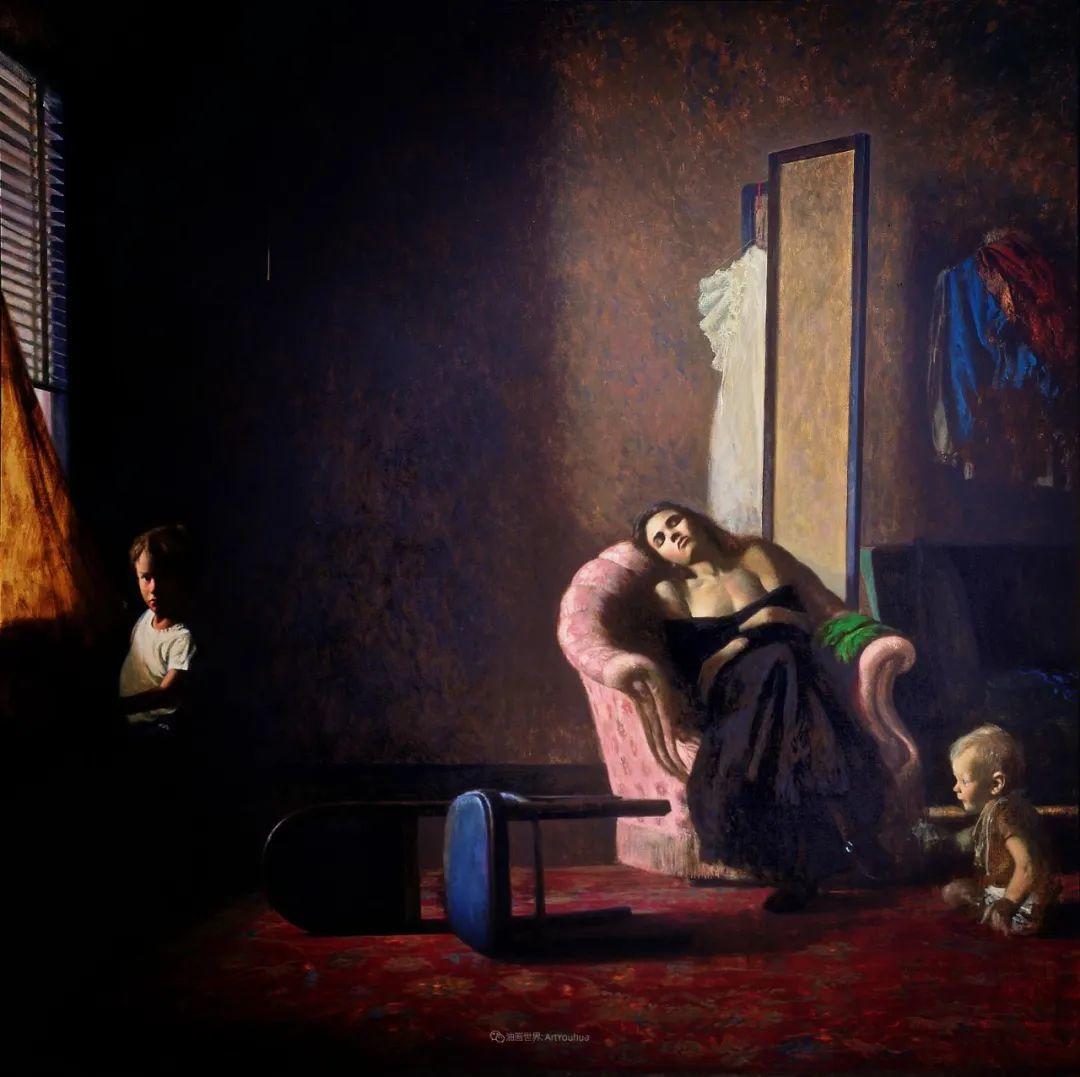 美国当代现实主义画家Bo Bartlett插图111