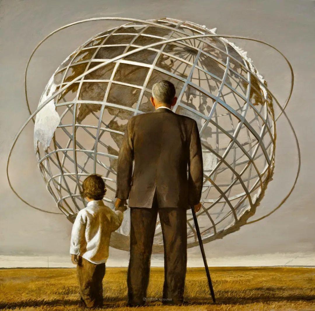 美国当代现实主义画家Bo Bartlett插图113